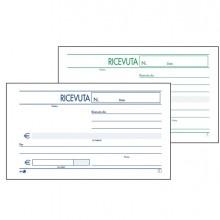 Blocco Ricevute Generiche 50Fogli 2 Copie Autocopiante 10X17Cm Art 260 Bm (conf.5)
