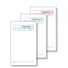 Blocco Comande 25Fogli 2 Copie Autocopiante 10X17Cm Art 511/2 Bm (conf.10)