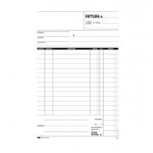 Blocco Fattura 1 Aliquota 23X14,8Cm 33Fg 3 Copie Autoric. E5273Ct
