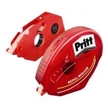 Colla A Nastro Pritt Roller System 8,4Mmx16Mt Permanente Ricaricabile
