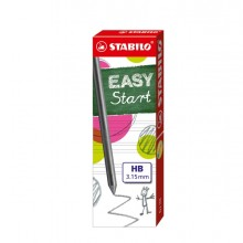 Astuccio Da 6 Mine 3,15Mm Hb X Stabilo'S Move Easy Ergo