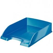 Vaschetta Portacorrispondenza Plus Wow Blu Leitz