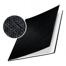 10 Copertine Rigide Impressbind 14Mm Blu Finitura Lino