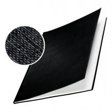 10 Copertine Rigide Impressbind 17,5Mm Nero Finitura Lino
