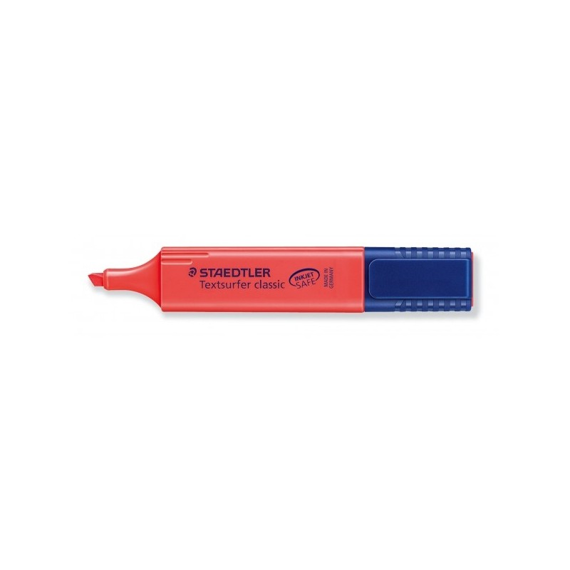 Evidenziatore Textsurfer Classic Rosso 364-2 Staedtler (conf.10)