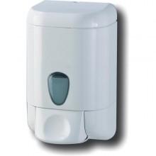 Dispenser A Muro 1Lt Bianco Per Sapone Liquido Plus Mar Plast