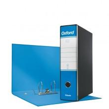 Registratore OXFORD G83 azzurro dorso 8cm f.to commerciale ESSELTE (conf. 6 )