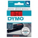 Nastro Dymo Tipo D1 (9Mmx7M) Nero/Rosso 409170
