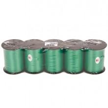 Rocca Nastro Splendene 10Mmx250Mt Verde Smeraldo 13 Bolis