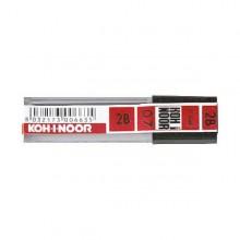 ASTUCCIO 12 MICROMINE 0,7mm 2B E207 KOHINOOR (conf. 12 )