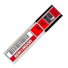 ASTUCCIO 12 MICROMINE 0,7mm 2H E207 KOHINOOR (conf. 12 )