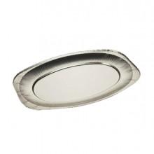 Pack 10 Vassoi Alluminio 35X24,3X2,1Cm V1 Europack