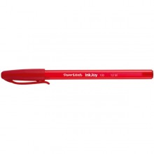 Penna sfera INKJOY 100 Stick 1,0mm rosso PAPERMATE (conf. 50 )