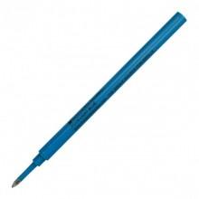 Blister 2 Refill In Plastica Per Roller Blu Punta Fine