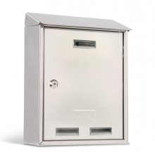 Cassetta Postale 35X45X15Cm Inox Serie Elios