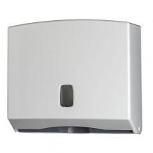Distributore Asciugamani Piegati Bianco Basic 200Fg