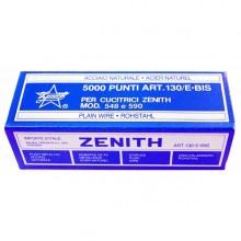 Scatola 5000 Punti Zenith 130/E Bis (6/4) In Acciaio Naturale (conf.10)