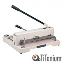 Taglierina A Leva X Alti Spessori 3943 Titanium