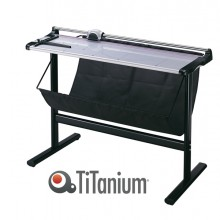 TAGLIERINA A LAMA ROTANTE A1 960mm c/stand 3021 TiTanium