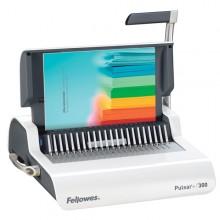 Rilegatrice Manuale Pulsar+300 A Dorso Plastico Fellowes