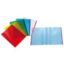 COPRILIBRO PVC liscio COVERLIBRO T trasparente neutro SEI ROTA (conf. 25 )