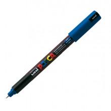 Marcatore Uni Posca Pen Pc1M P.Extra Fine 0,7Mm Blu Uni Mitsubishi