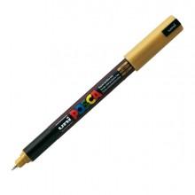 Marcatore Uni Posca Pen Pc1M P.Extra Fine 0,7Mm Oro Uni Mitsubishi