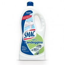 Smac Gel Con Candeggina 850Ml