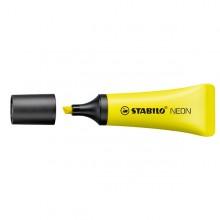 Evidenziatore STABILO NEON giallo 72/24 (conf. 10 )