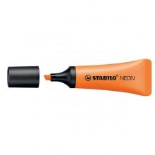 Evidenziatore STABILO NEON arancio 72/54 (conf. 10 )
