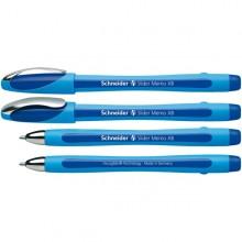 Penna A Sfera Slider Memo Xb Blu Schneider