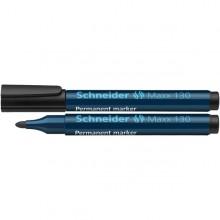 Marcatore MAXX 130 permanente punta conica nero SCHNEIDER (conf. 10 )