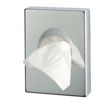 Dispenser Per Sacchetti Igienici In Abs Cromato