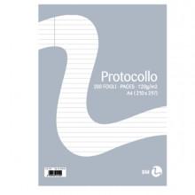 Fogli Protocollo A4 60Gr 20Fg Uso Bollo Bm