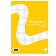 Fogli Protocollo A4 60Gr 20Fg 5Mm Bm