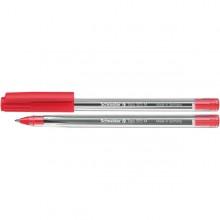 Penna a sfera TOPS 505 0,7mm rosso SCHNEIDER (conf. 50 )