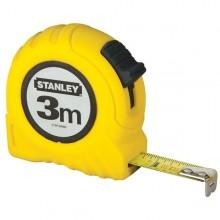 Flessometro 3Mt Metallo/Abs Stanley