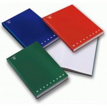 Quaderno A5 Cartonato 60Fg+2 80Gr 5Mm Monocromo Pigna (conf.5)