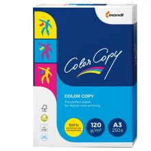 Carta Bianca Color Copy A3 297X420Mm 120Gr 250Fg Mondi