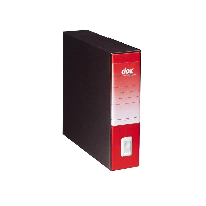 Registratore Dox 9 Rosso 35X31,5Cm Dorso 8Cm Rexel