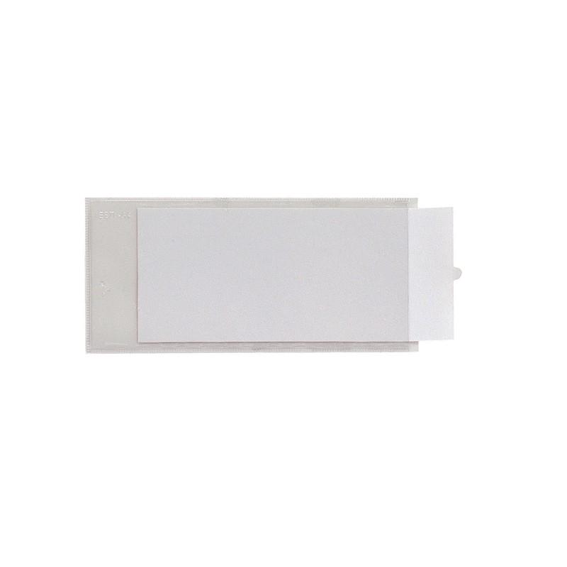 10 Portaetichette Adesive Ies L40 40X300Mm Sei