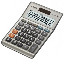 Calcolatrice Da Tavolo Ms-120Bm 12Cifre Casio