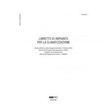 Libretto Impianto Climatizzazione Veneto 297X210Mm 48Pag E2621Ve Edipro