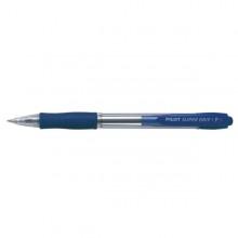 Penna Sfera Scatto Super Grip Blu Fine 0.7Mm Pilot (conf.12)