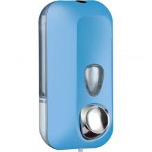 Dispenser Sapone Liquido 0,55Lt Azzurro Soft Touch