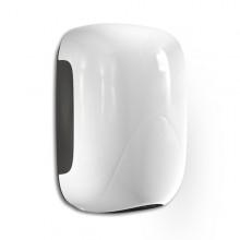 Asciugamani Automatico Minizefiro In Abs Bianco
