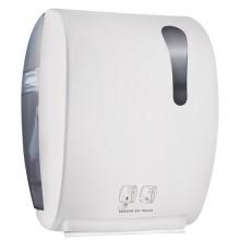 Dispenser Asciugamani Elettronico 875 Kompatto Advan Bianco Soft Touch