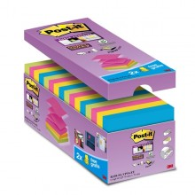 Value Pack 16 Blocco 90Fg Post-It Super Sticky Z-Notes 76X76Mm R-330-Ss-Vp16