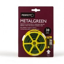 Filo In Metallo Ricoperto Multiuso Metalgreen 30Mt Perfetto