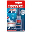 Colla Super Attak 20Gr Professional